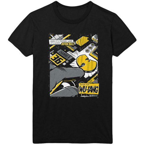 Wu-Tang Clan - Invincible póló