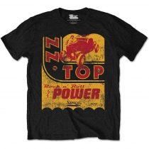 ZZ Top - Speed Oil póló