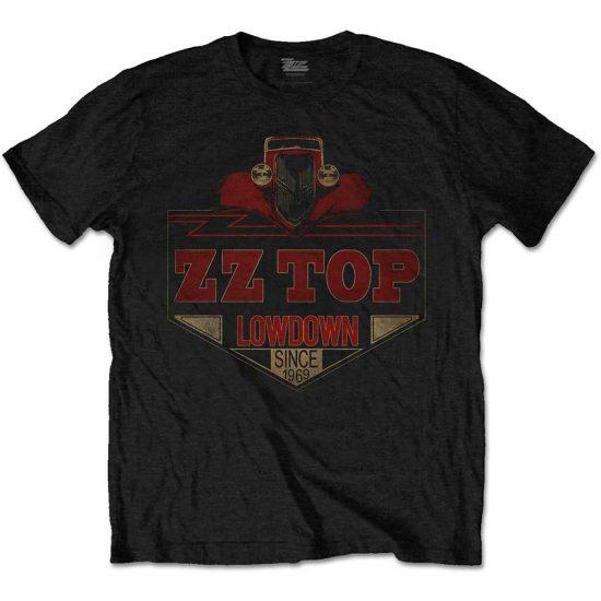 ZZ Top - Lowdown póló